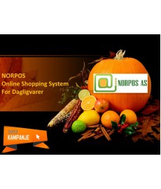 NORPOS ONLINE DAGLIGVARER APPLICATIONS