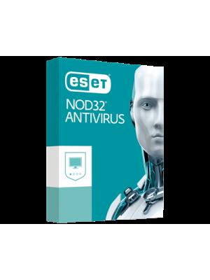 ESET Nod32 Antivirus 3 Year 1-Usr Nordic Box