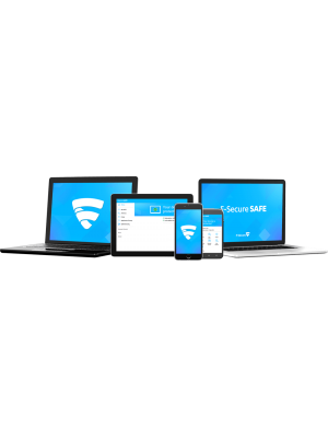 F-Secure Protection Service for Business Standard Workstation Security