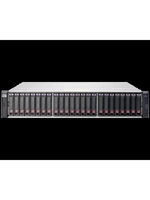 SERVER og STORAGE - HPE MSA 2040 SFF ES SAS DC 4X600GB