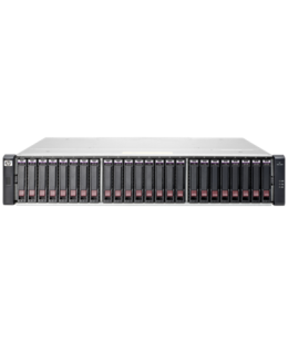 HPE MSA 2040 SFF ES SAS DC 4X600GB