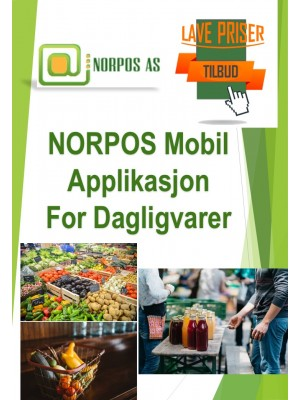 MOBILE APPLICATIONS FOR DAGLIGVARER