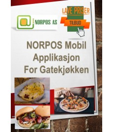 NORPOS MOBILE APPLICATIONS FOR GATEKJØKKEN