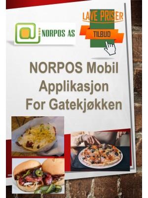 NORPOS MOBILE APPLICATIONS FOR GATEKJØKKEN