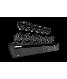 Overvåkning system 8 ch ip kamera